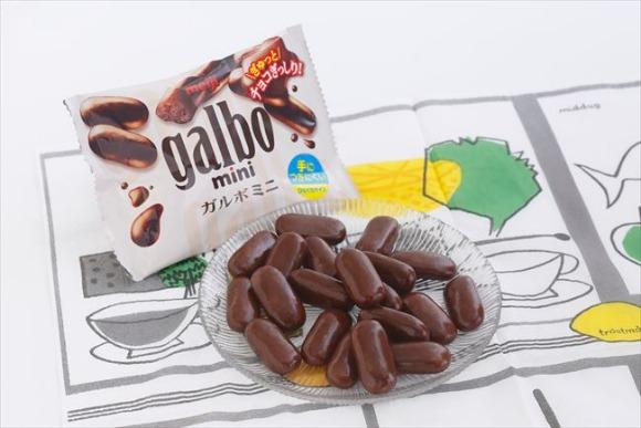 シクッとした食感がやみつきになる「ガルボ」 安井順平さん