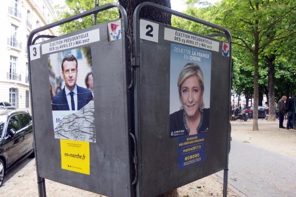 5年に一度の「フランス大統領選挙」投票の仕方