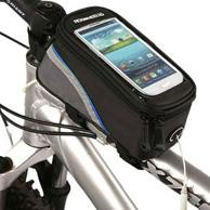 自転車用トップチューブバッグ