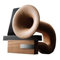 チノン 木製パッシブスピーカー