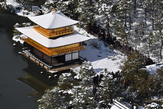 美しい世界各地の冬の絶景