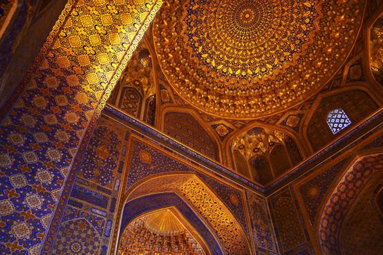 「青の都」サマルカンド 世界遺産の地を写真で巡る