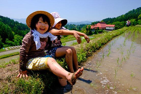 幸せを感じる日本の景色 「47 サトタビ」
