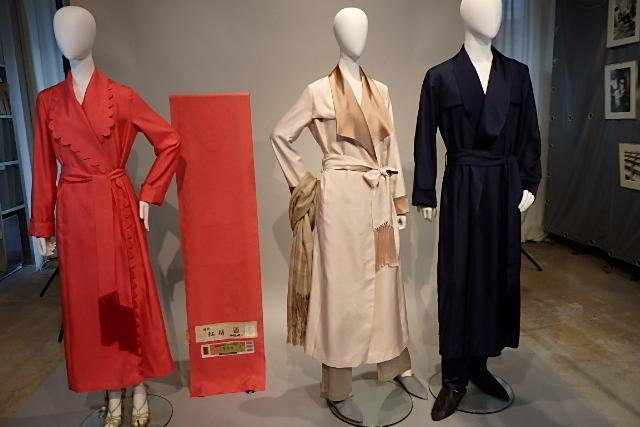 伝統技術とハイテク、先端のデザインが融合した新しいファッション