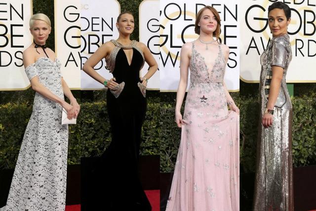 第74回ゴールデングローブ賞 今年の映画界、注目の顔