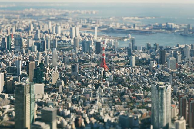 本城直季写真集 『東京』