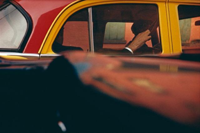 ニューヨークが生んだ伝説 写真家ソール・ライター展