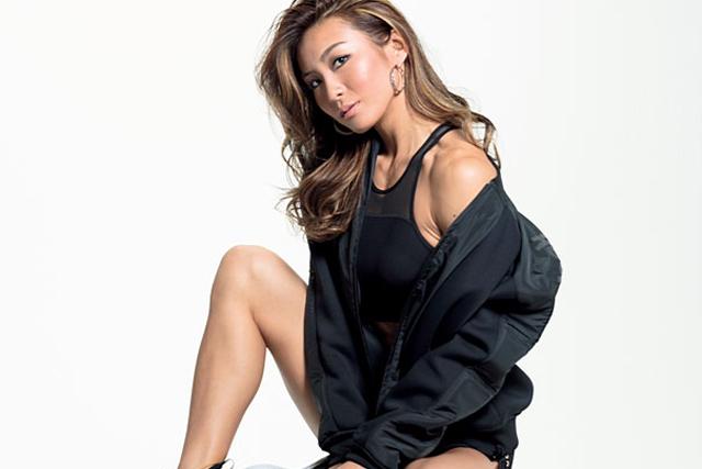 女優やモデルに人気『Aya Body』5名に