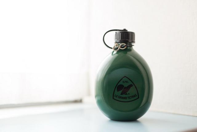 山の水筒といえば、「グランテトラ」