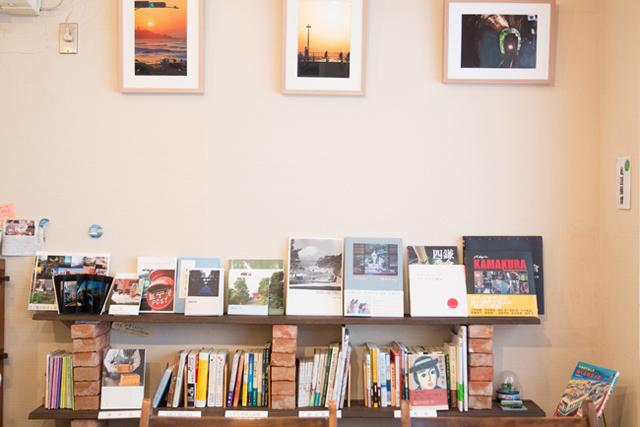 鎌倉好きが持ち寄った蔵書1000冊