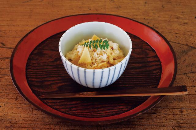 日本の春を告げる食材、竹の子