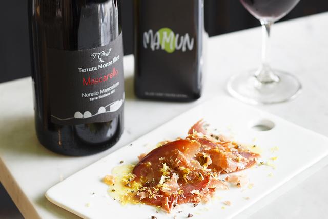 オリーヴオイルからワインまでシチリアの魅力を味わう