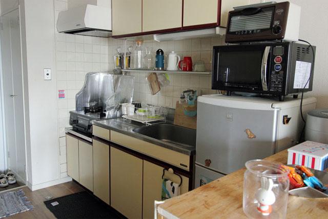 〈東京の台所〉<142>交際8年。同級生カップルの爽快空間
