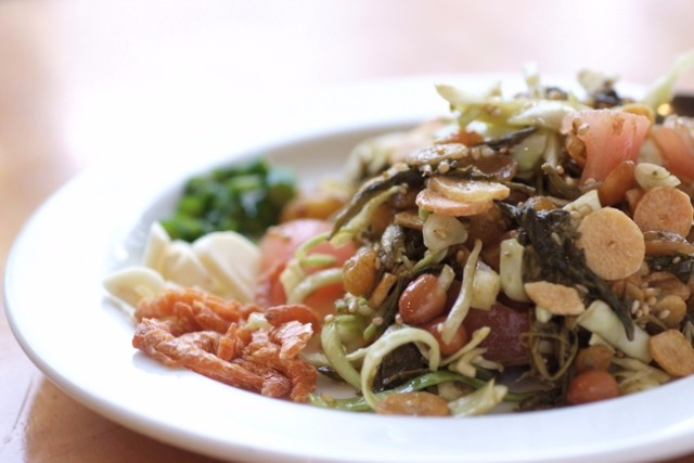 〈東京の外国ごはん〉ルビー(ミャンマー料理)