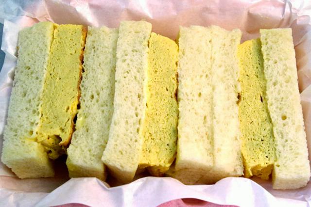 素材厳選、ほわんほわんな「俺のパン」