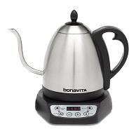bonaVITA グースネック 電気湯沸ケトル 1L