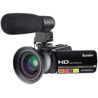 Besteker ポータブルビデオカメラ