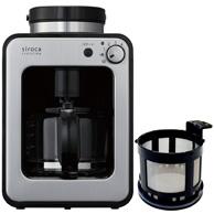 シロカ 全自動コーヒーメーカー SC-A121