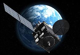 3Dで見る新型衛星「ひまわり8号・9号」