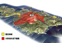 口永良部島で噴火