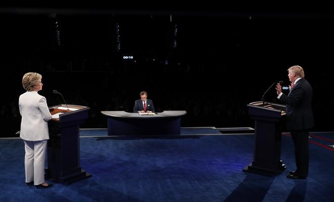 2016年アメリカ大統領選 第3回討論会