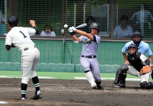 長野)決勝は佐久長聖と上田西 高校野球