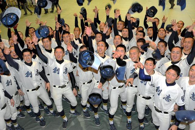 すいません、岡山操山で去年、野球部のマネー …