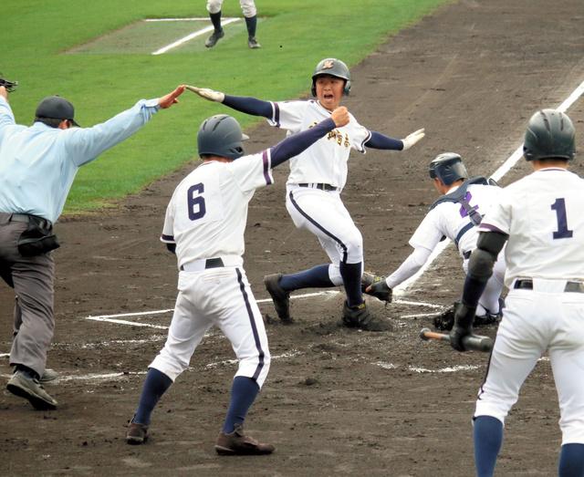 宮崎)日南学園と宮崎南が決勝へ 九州高校野球県予選 ...