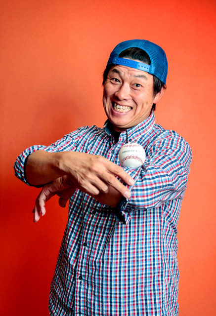 【高校野球/芸能】水が飲めず「便器の水、飲もうと…」 元球児・レッド吉田(51)、白球を追った高校時代を振り返る