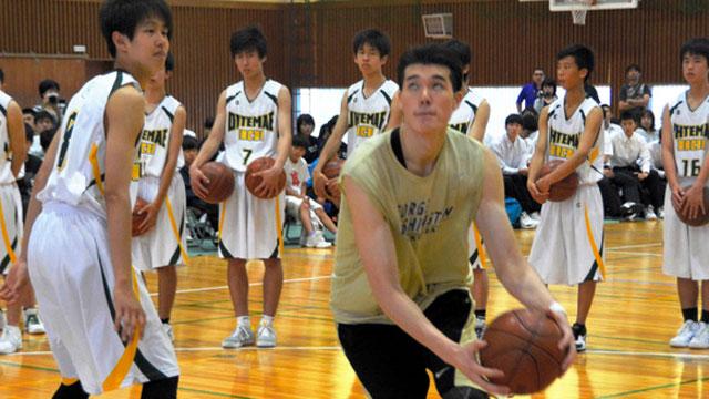 人気の高校野球から刺激受けた バスケ・渡辺雄太選手