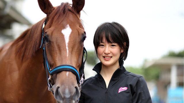 「前向きな姿勢で」 藤田菜七子騎手から同世代の球児へ