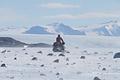 南極隕石の保有数で日本は長らく世界トップだった。現在2位、首位奪還を狙う