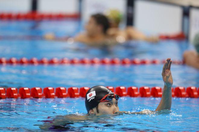 Category:オリンピックの競泳競...