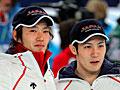 加藤と長島、ライバルのあゆみ