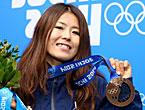 ソチオリンピック(五輪) 小野塚「スキーは一つじゃないんだ」