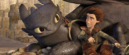 写真:「ヒックとドラゴン」は8月7日公開