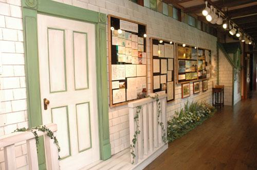 写真:「赤毛のアン〜グリーンゲーブルズへの道〜」展は東京・三鷹の森ジブリ美術館で開催中
