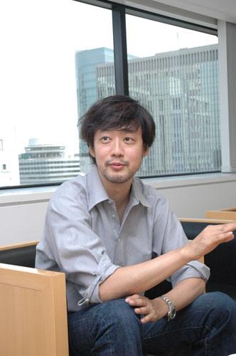 写真:山崎貴監督はVFXも担当しました