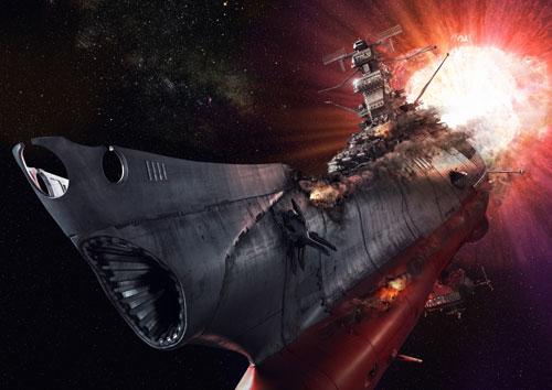 写真:「SPACE BATTLESHIP ヤマト」は12月1日から全国公開 (C)2010 SPACE BATTLESHIP ヤマト 製作委員会