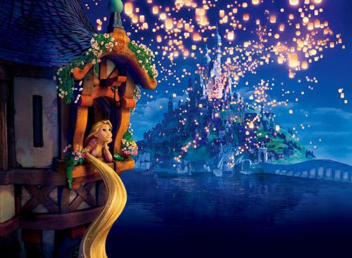 写真:「塔の上のラプンツェル」 (C)Disney Enterprises,Inc