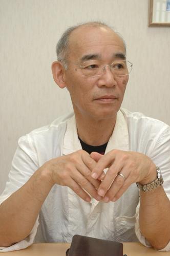 写真:富野由悠季監督=2009年10月撮影