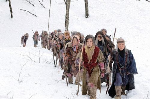 写真:映画「デンデラ」は6月25日公開 (C)2011「デンデラ」製作委員会