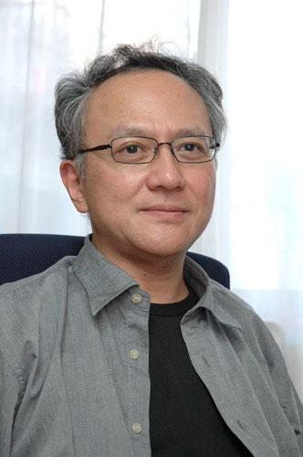 写真:黒坂圭太監督=2011年9月撮影