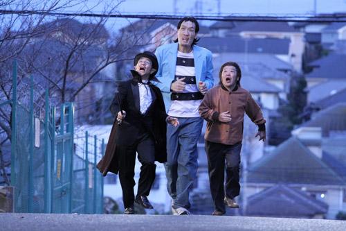 写真:「映画 怪物くん」 (C)藤子スタジオ、小学館/2011「映画 怪物くん」製作委員会