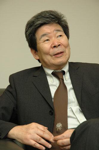 写真:高畑勲監督=2011年7月撮影