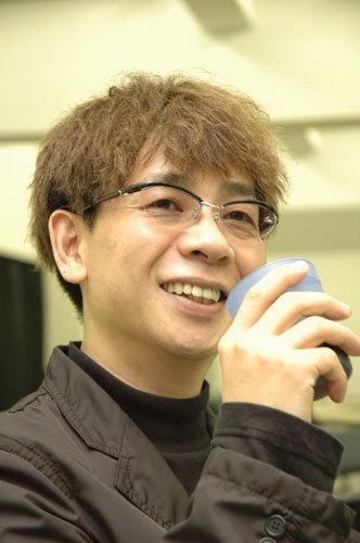 写真:新・銭形警部役に起用された山寺宏一さん=05年撮影
