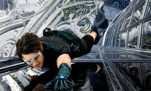 写真:「ミッション:インポッシブル/ゴースト・プロトコル」 (c)2011 Paramount Pictures.All Rights Reserved