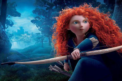 写真:「メリダとおそろしの森」は全国公開中 (C)Disney/Pixar All Rights Reserved.