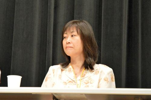 写真:須川亜紀子さん