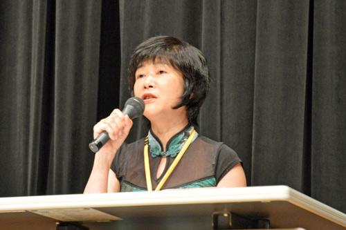 写真:藤本由香里さん